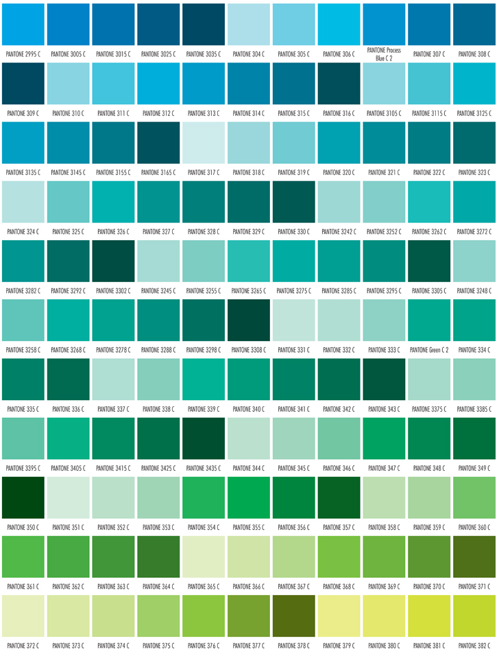 pantone colors - photo #23