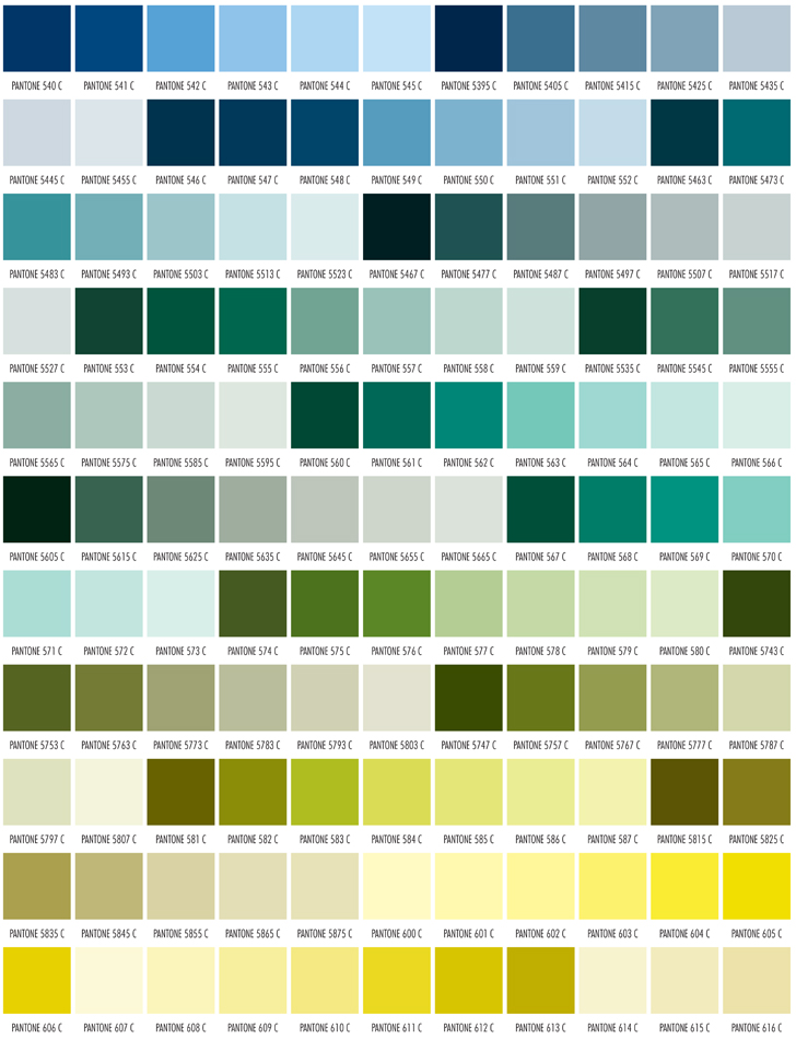 Pms Color Chart. Pms Color Chart How To Get Consistent Color In